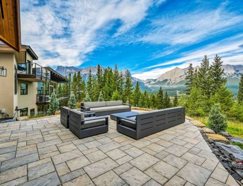 Canmore Landscape and Garden with a View